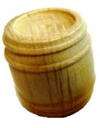 Barrels and kegs