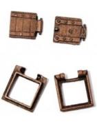 Gun port frames