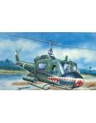 Сборные модели Вертолёты