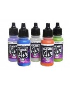 Vernici e colori acrilici Vallejo Game Air